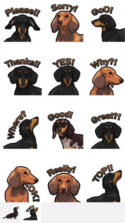 DachsMoji - Dachshund Emoji & Sticker