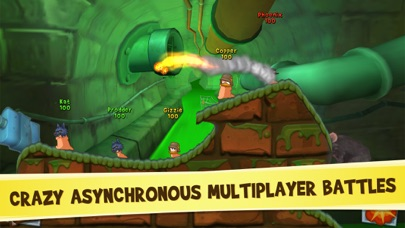 Screenshot from Worms3