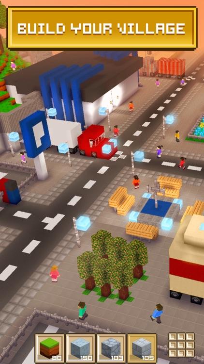 Block Craft 3D: Building Simulator Game screenshot-4