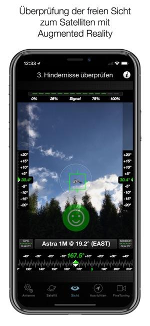 SatFinder im App Store
