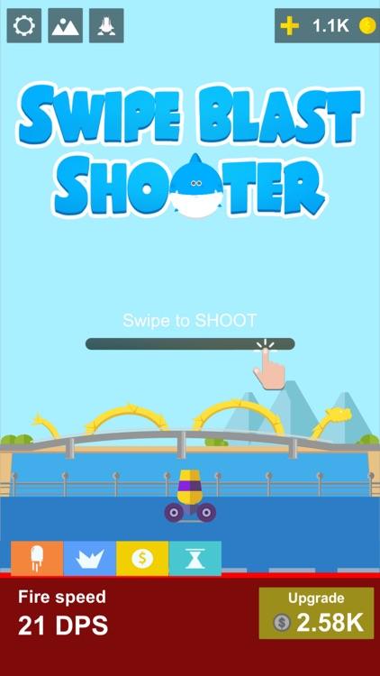 Swipe Blast Shooter