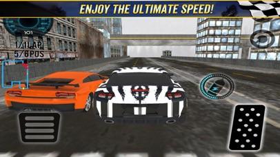 King Speed Car Racing screenshot 2