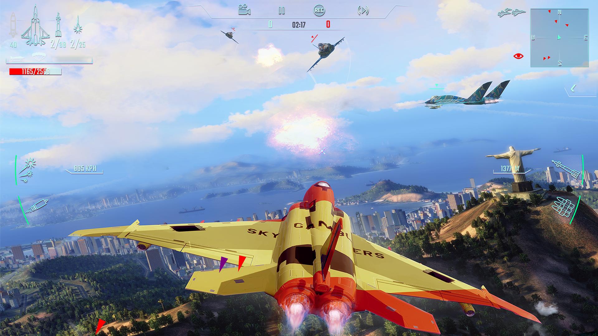 Sky Gamblers - Infinite Jets screenshot 15