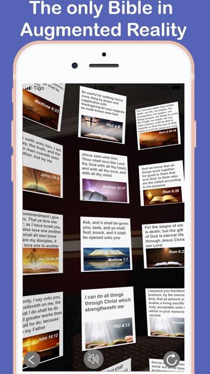 Holy Bible (KJV, NIV) Offline screenshot-0