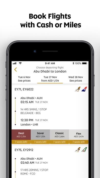 Download Etihad Airways for Pc