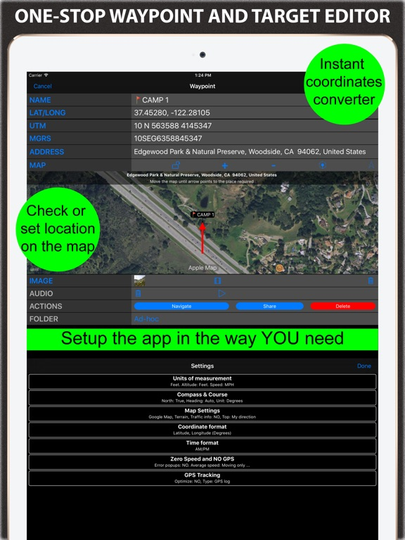 Compass 55  Map & GPS kit  by Kalimex-Consulting s r o