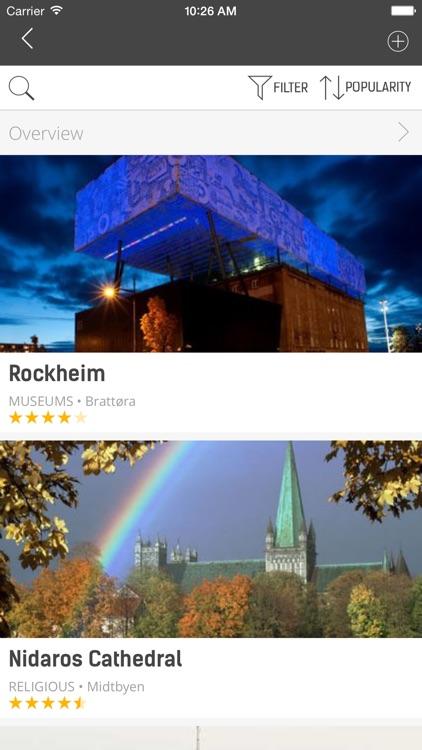 Official Trondheim Guide screenshot-3