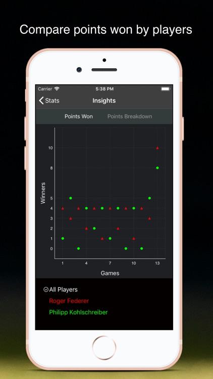 TennisKeeper - Tennis Tracker screenshot-4