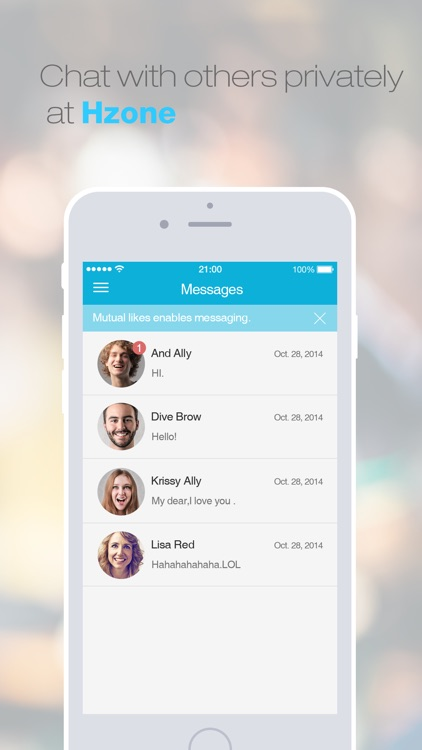 Hzone: #1 HIV Dating App screenshot-3