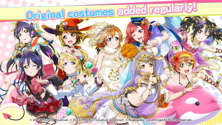 Love Live! School idol festival screenshot-4