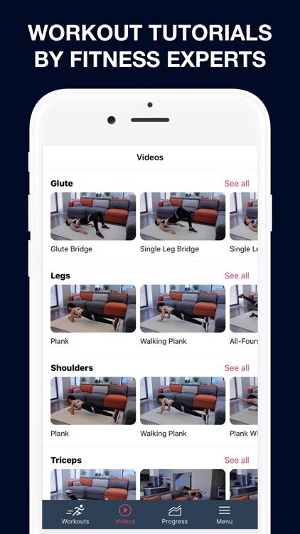 GetFit: Home Fitness & Workout screenshot-4