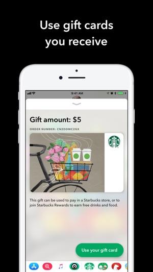 Starbucks On The App Store