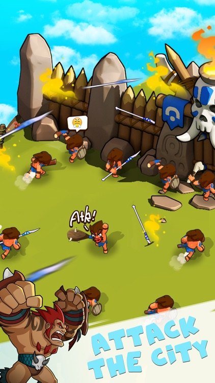 Tribes Age: Rise of Caveman