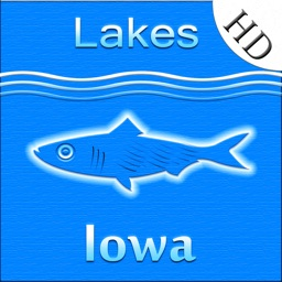 Iowa: Lakes and Fishes