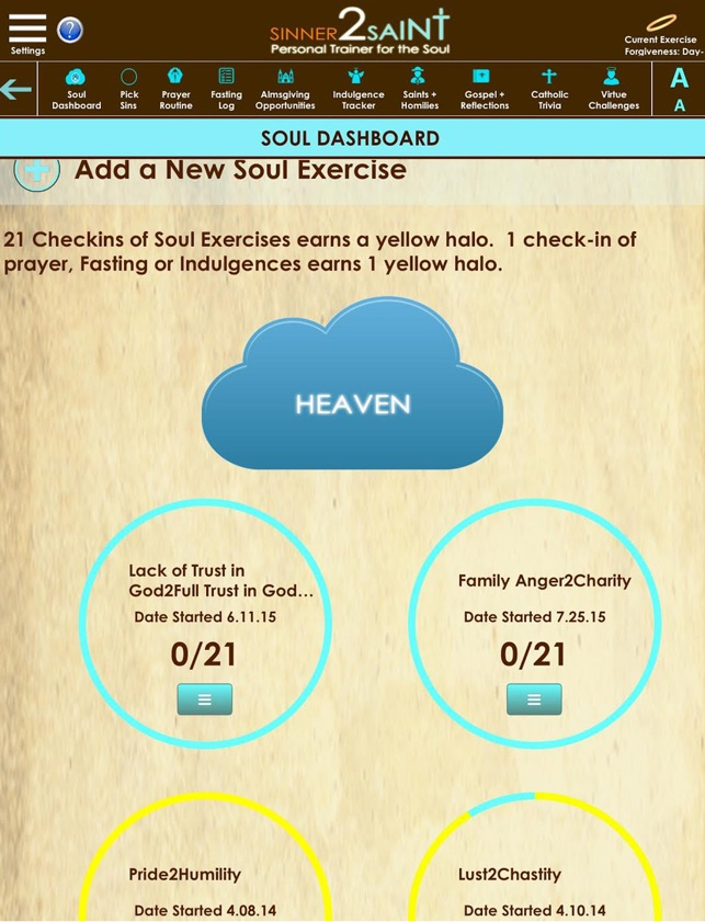 catholic app sinner2saint on the app store