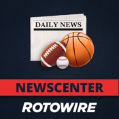 Rotowire Fantasy News Center app review
