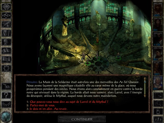 Screenshot #5 pour Icewind Dale