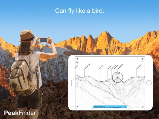 Screenshot #4 for PeakFinder AR