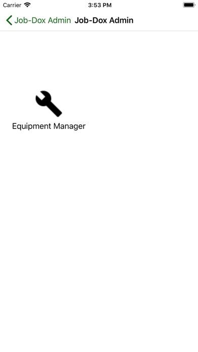 Job-Dox Admin screenshot one