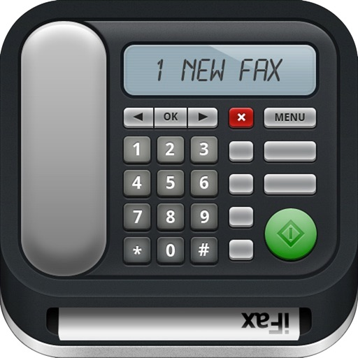 iFax: Send fax from iPhone