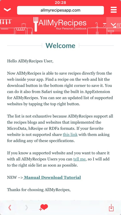 _AllMyRecipes_ screenshot-3