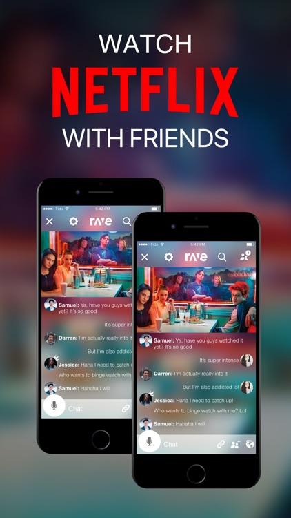 Rave – Watch Together screenshot-0
