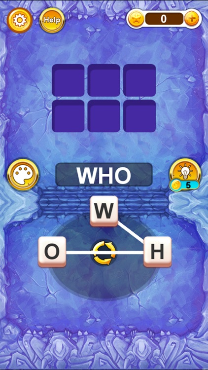Word Heroes - Word Puzzle Game screenshot-1