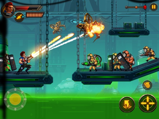 Metal Squad: Shooting Game screenshot 9