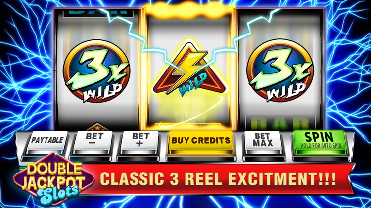 Double Jackpot Slots Las Vegas screenshot-0