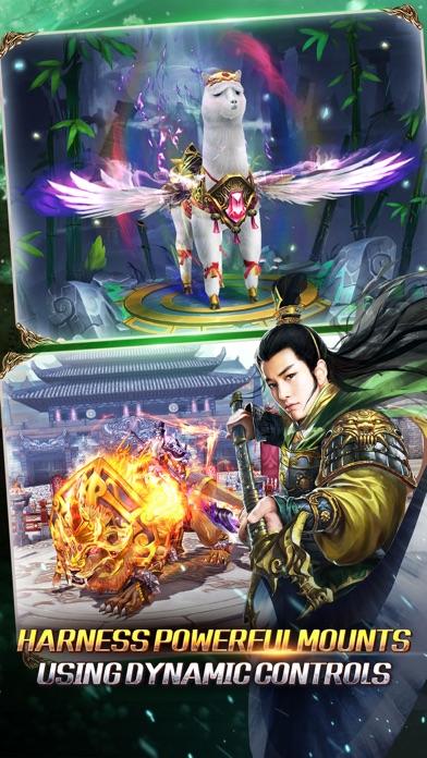 Kingdom Warriors - Classic Action MMO Screenshot 5