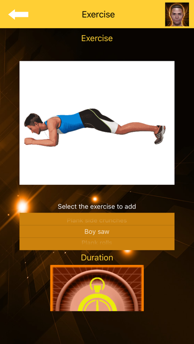 Plank Challenge - Planks Bot screenshot two