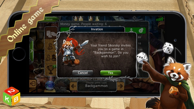 Backgammon Masters Online screenshot-3