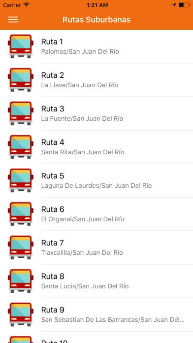 Tu Ruta San JuanCaptura de pantalla de2