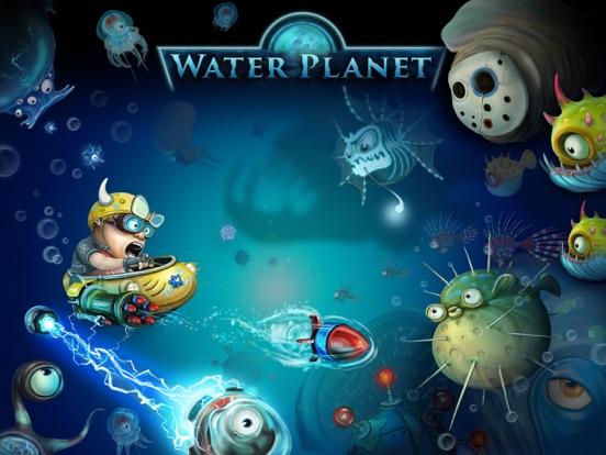 Water Planet на iPad