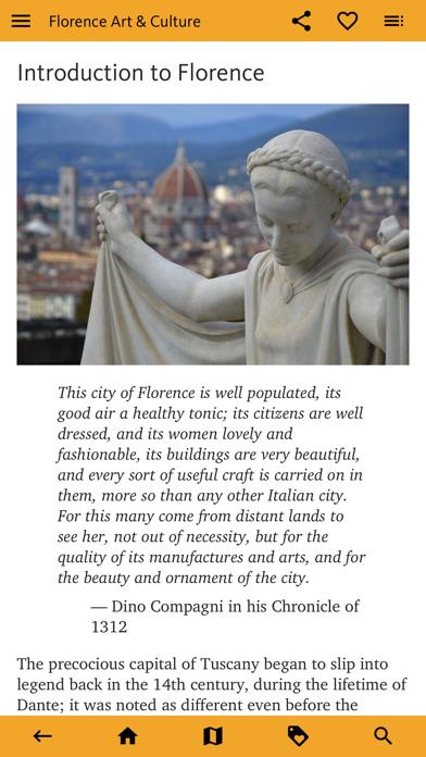 Florence Art & Culture screenshot 2