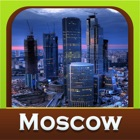 Moscow City Travel Guide icon