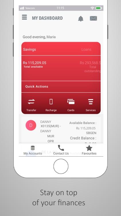 Bank One screenshot-3