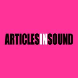Articles In Sound (Cov Music)