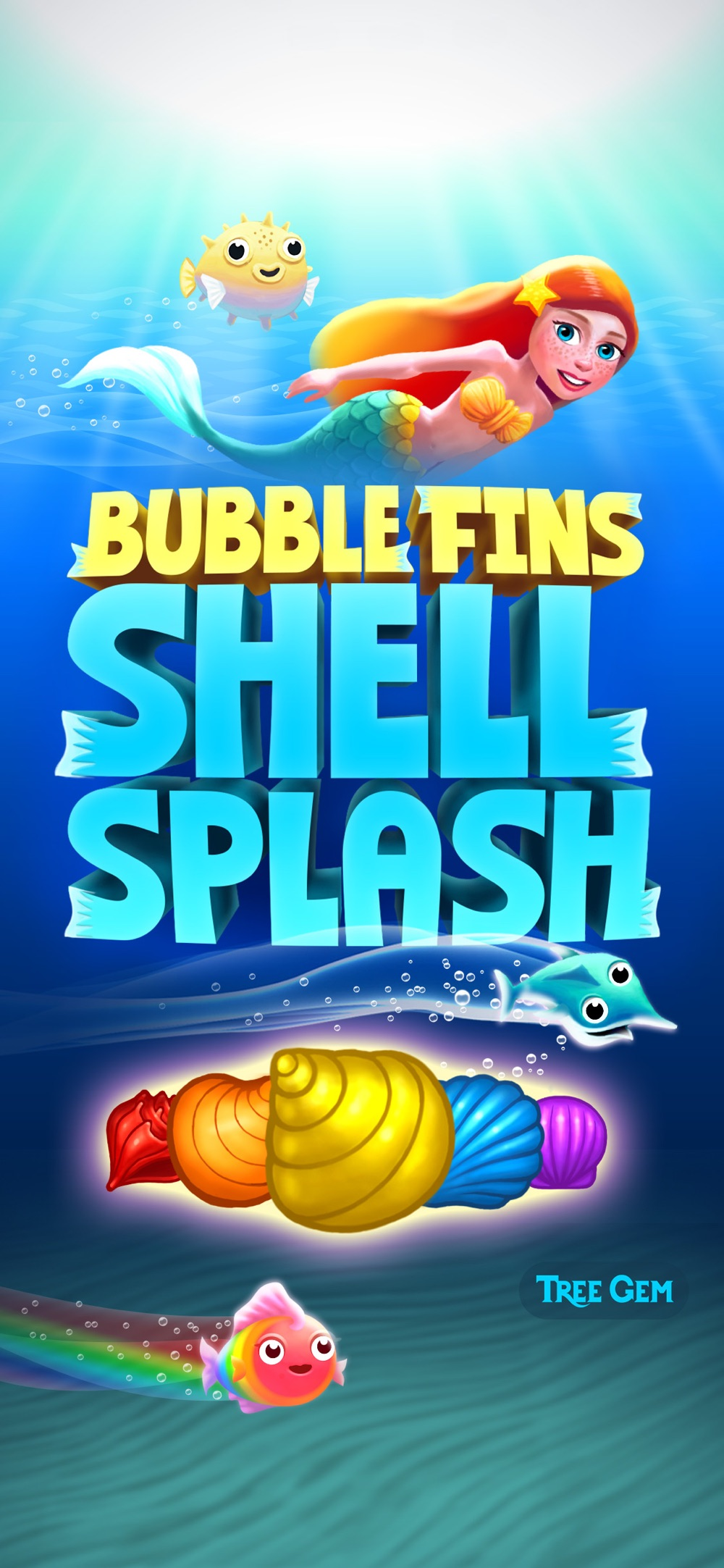 Bubble Fins – Shell Splash Cheat Codes