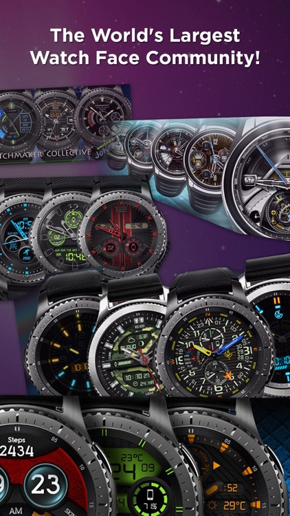 WatchMaker - 40000 Watch Faces screenshot-4