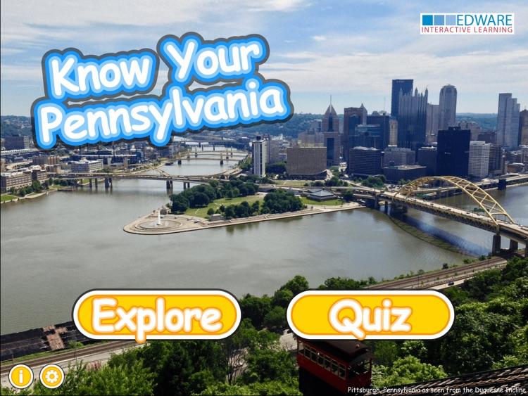 Know Your Pennsylvania