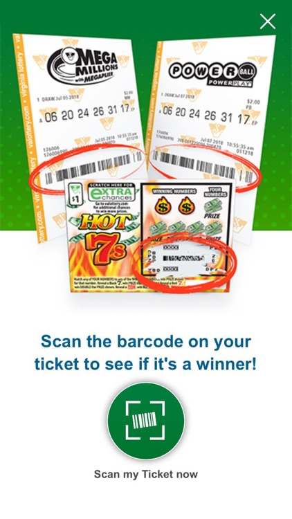 Virginia Lottery Official App screenshot-5