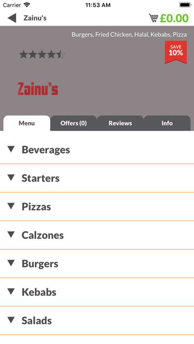 Zainus screenshot two