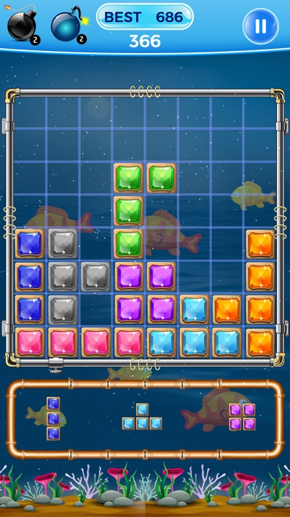 Block Puzzle Water screenshot-1