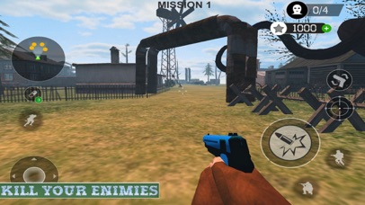IGI Army Surprise Commando 3D screenshot 1