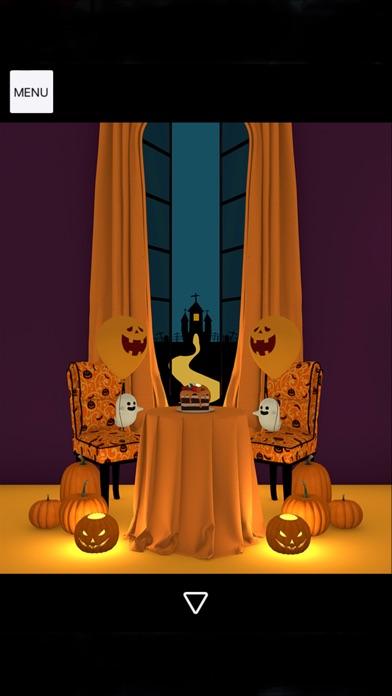 脱出ゲーム Halloween おばけとかぼちゃと魔女の家紹介画像4