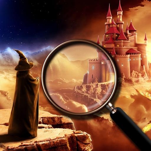 Mystical Hidden Objects by John Freeman
