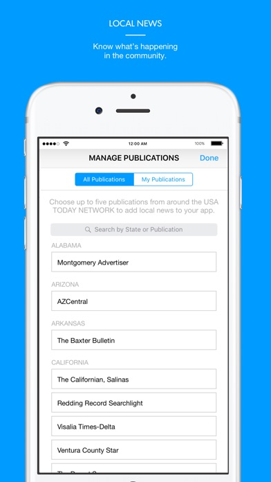 Poughkeepsie Journal app image