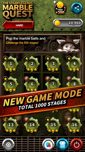 Steam Legend : Marble Quest on the App Store