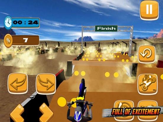 ... Screenshot #3 for Motocross Stunt: Bike Racing ...